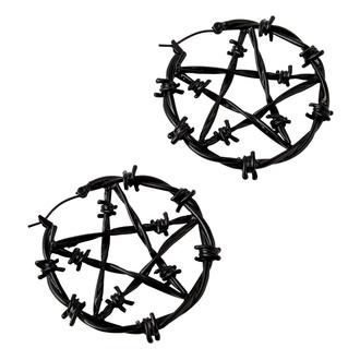 Boucles d'oreilles par KILLSTAR - Lifes A Witch - Grand Cerceau, KILLSTAR