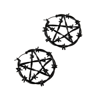 Boucles d'oreilles par KILLSTAR - Life's A Witch - Petit Cerceau, KILLSTAR