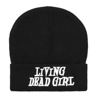 Bonnet KILLSTAR - ROB ZOMBIE - Living Dead Girl - NOIR, KILLSTAR, Rob Zombie