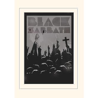 Affiche Black Sabbath - (&&string0&&) - PYRAMID POSTERS, PYRAMID POSTERS, Black Sabbath
