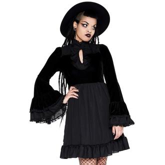 Robe pour femme KILLSTAR - Lost Girl Ruffle, KILLSTAR