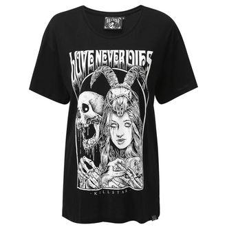 T-shirt pour femme KILLSTAR - Love Never Dies Relaxed