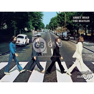affiche - The Beatles - Abbey Road - LP0597, GB posters, Beatles