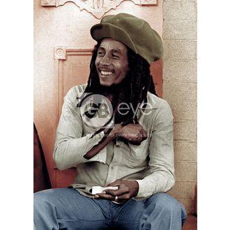 affiche - BOB MARLEY rolling 2 - LP0800, GB posters, Bob Marley
