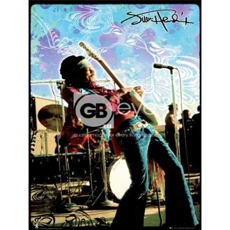 affiche - JIMI HENDRIX live - LP1270, GB posters, Jimi Hendrix
