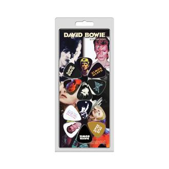 Médiators David Bowie - PERRIS LEATHERS, PERRIS LEATHERS, David Bowie
