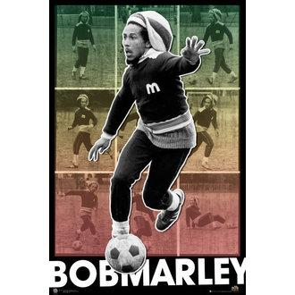 affiche Bob Marley - Football S.O.S - GB Affiches, GB posters, Bob Marley