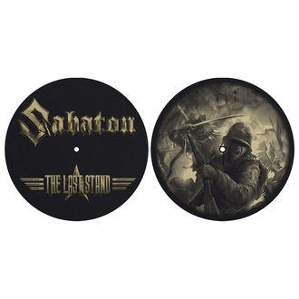 Tampon lecteur vinyles (ensemble de 2pcs) SABATON - THE LAST STAND - RAZAMATAZ, RAZAMATAZ, Sabaton