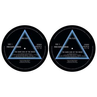 Tampon lecteur vinyles (ensemble de 2pcs) PINK FLOYD - DARK SIDE OF THE MOON - RAZAMATAZ, RAZAMATAZ, Pink Floyd