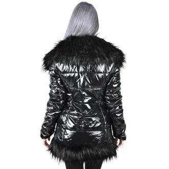 Manteau pour femmes KILLSTAR - Lucine Puff - NOIR, KILLSTAR