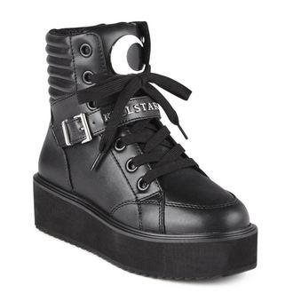 chaussures à semelles compensées unisexe - LUNA HIGH TOPS - KILLSTAR