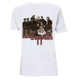 tee-shirt métal pour hommes Led Zeppelin - LZ II Photo - NNM, NNM, Led Zeppelin