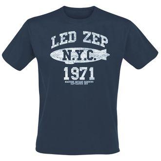 tee-shirt métal pour hommes Led Zeppelin - NYC 1971 -, Led Zeppelin