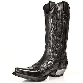 bottes en cuir pour femmes - 7921-S3 - NEW ROCK - M.7921-S3