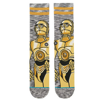 Chaussettes STAR WARS - ANDROID GREY - STANCE, STANCE
