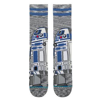 Chaussettes STAR WARS - R2 UNIT - GRIS - STANCE, STANCE