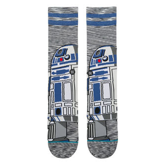 Chaussettes STAR WARS - R2 UNIT - GRIS - STANCE, STANCE, Star Wars