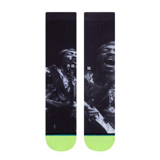 Chaussettes JIMI HENDRIX - JAM - MULTI - STANCE, STANCE, Jimi Hendrix