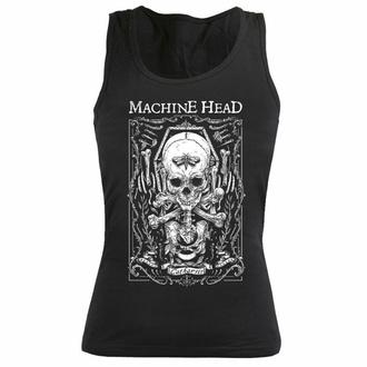 Débardeur pour femmes MACHINE HEAD - Moth GIRLIE  - NUCLEAR BLAST, NUCLEAR BLAST, Machine Head