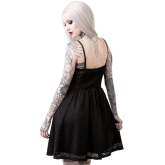 Robe KILLSTAR - MADELYN SUN - NOIR, KILLSTAR