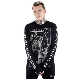sweat-shirt sans capuche pour hommes - Magical AF - KILLSTAR, KILLSTAR