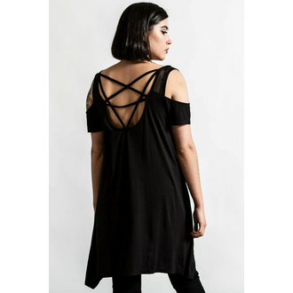 t-shirt pour femmes (Haut) KILLSTAR - Magick Penta - noir, KILLSTAR