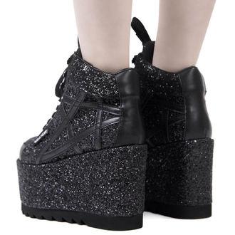 chaussures à semelles compensées pour femmes - KILLSTAR - KSRA000856