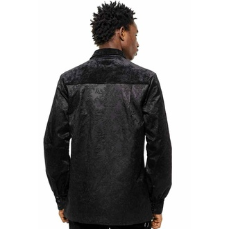 Chemise pour homme a manches longues KILLSTAR - Master s Button Up, KILLSTAR