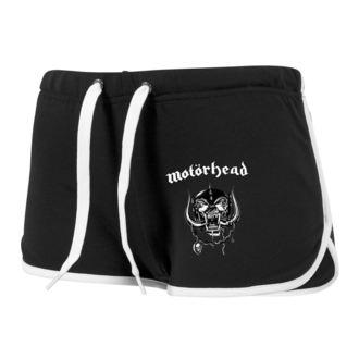 Short Motörhead pour femmes - Logo - URBAN CLASSICS, Motörhead
