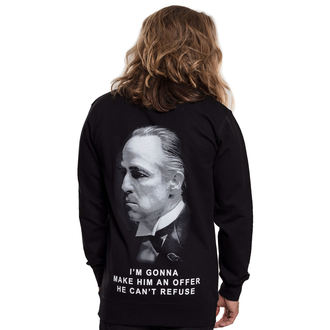 sweat-shirt sans capuche pour hommes The Godfather - Refuse - NNM, NNM, Le parrain