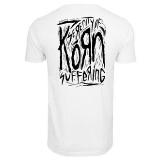 tee-shirt métal pour hommes Korn - Suffering - NNM, NNM, Korn