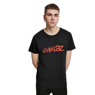 T-shirt pour hommes Gorillaz - Logo - noir, NNM, Gorillaz