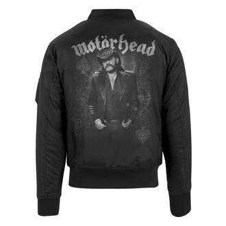 Veste (Bombers) Motörhead - Lemmy, NNM, Motörhead