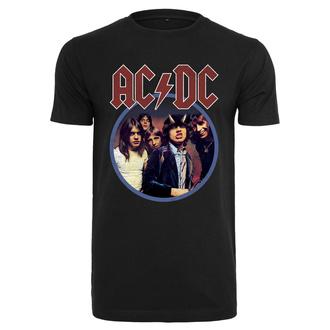 T-shirt pour hommes AC / DC - Band Logo - noir, NNM, AC-DC