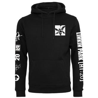 Sweat à capuche unisexe Linkin Park - Anniversary Logo - noir, NNM, Linkin Park
