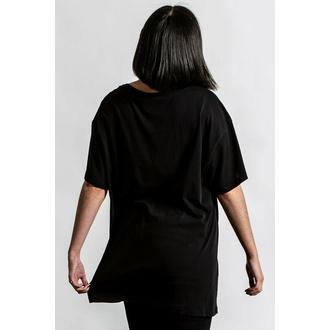 t-shirt pour femmes KILLSTAR - Méditation Relaxed - noir, KILLSTAR