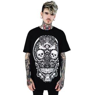 t-shirt pour hommes - Memento Mori - KILLSTAR, KILLSTAR