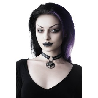 Collier KILLSTAR - Mephisto - ARGENT, KILLSTAR