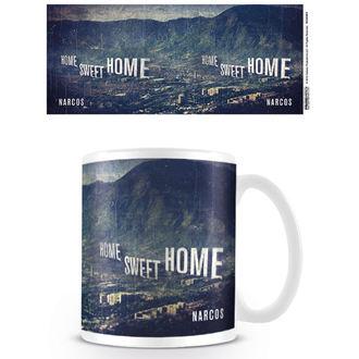 Mug Narcos - Home Sweet Home - PYRAMID POSTERS, PYRAMID POSTERS, Narcos