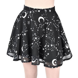 Jupe femmes KILLSTAR - Milky Way, KILLSTAR