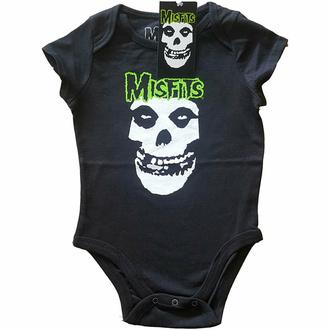 Body pour enfants Misfits - Skull & Logo & - ROCK OFF, ROCK OFF, Misfits