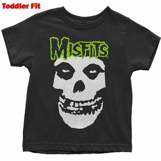 T-shirt pour enfants Misfits - Skull & Logo & - ROCK OFF, ROCK OFF, Misfits