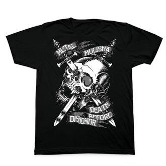 tee-shirt street pour hommes - DBD - METAL MULISHA, METAL MULISHA