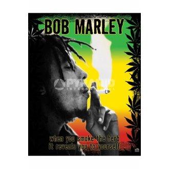 affiche Bob Marley (Herb) - MPP50071, PYRAMID POSTERS, Bob Marley