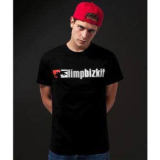 tee-shirt métal pour hommes Limp Bizkit - Logo - URBAN CLASSICS, URBAN CLASSICS, Limp Bizkit