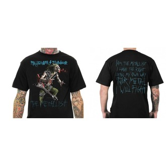 tee-shirt métal pour hommes Malignant Tumour - THE METALLIST WITH GUITAR - NNM - MT008