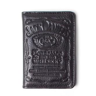 Porte-cartes d'identité en cuir JACK DANIELS, JACK DANIELS