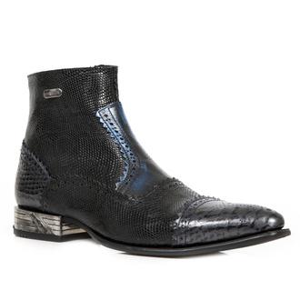 bottes en cuir pour hommes - NEW ROCK, NEW ROCK
