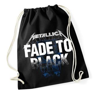 Sac à dos Metallica - Fade To Black - Cordon Noir, NNM, Metallica