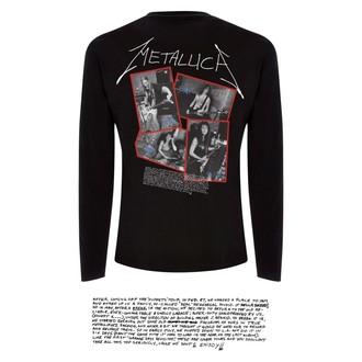 tee-shirt métal pour hommes Metallica - Garage Cover - NNM, NNM, Metallica
